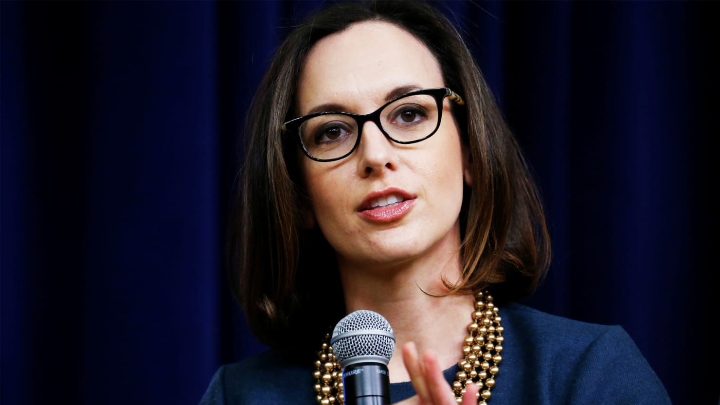 Kerri Kupec Replaces Sessions Ally as Top DOJ Spokeswoman
