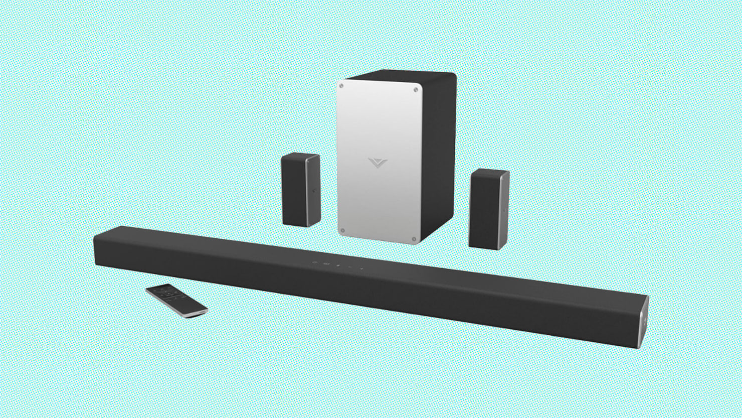 Ditch Your TV's Terrible Sound and Get a Soundbar
