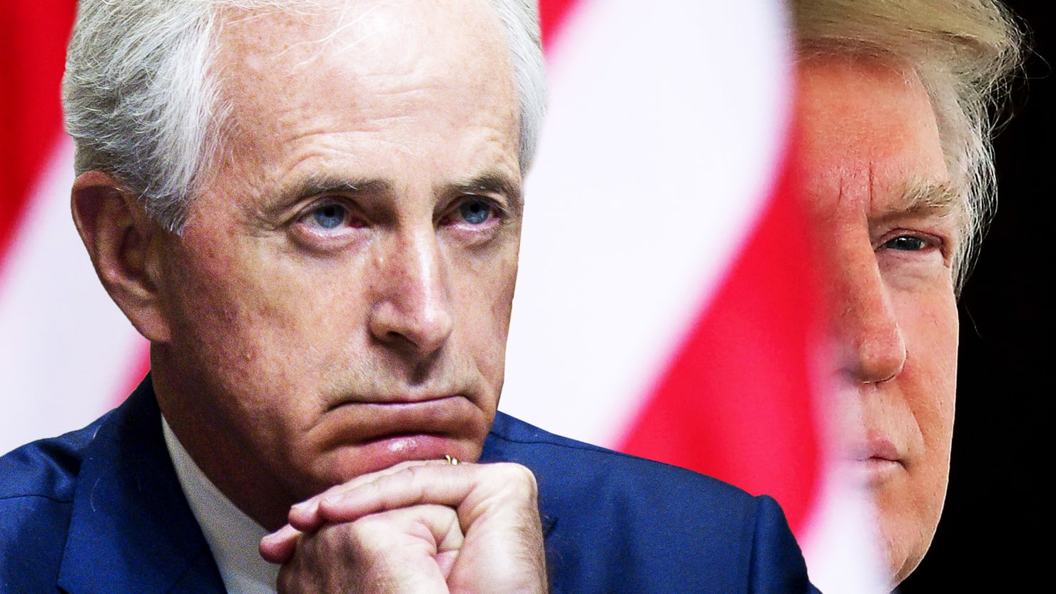 Bob Corker's Final Act: A Middle Finger to Trump's Foreign Policy