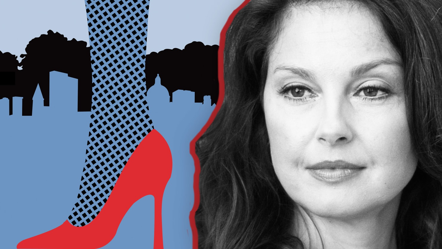 Watch: Ashley Judd Confronted by Sex-Work Activist at The Wing: 'It's Not OK to Not Listen'