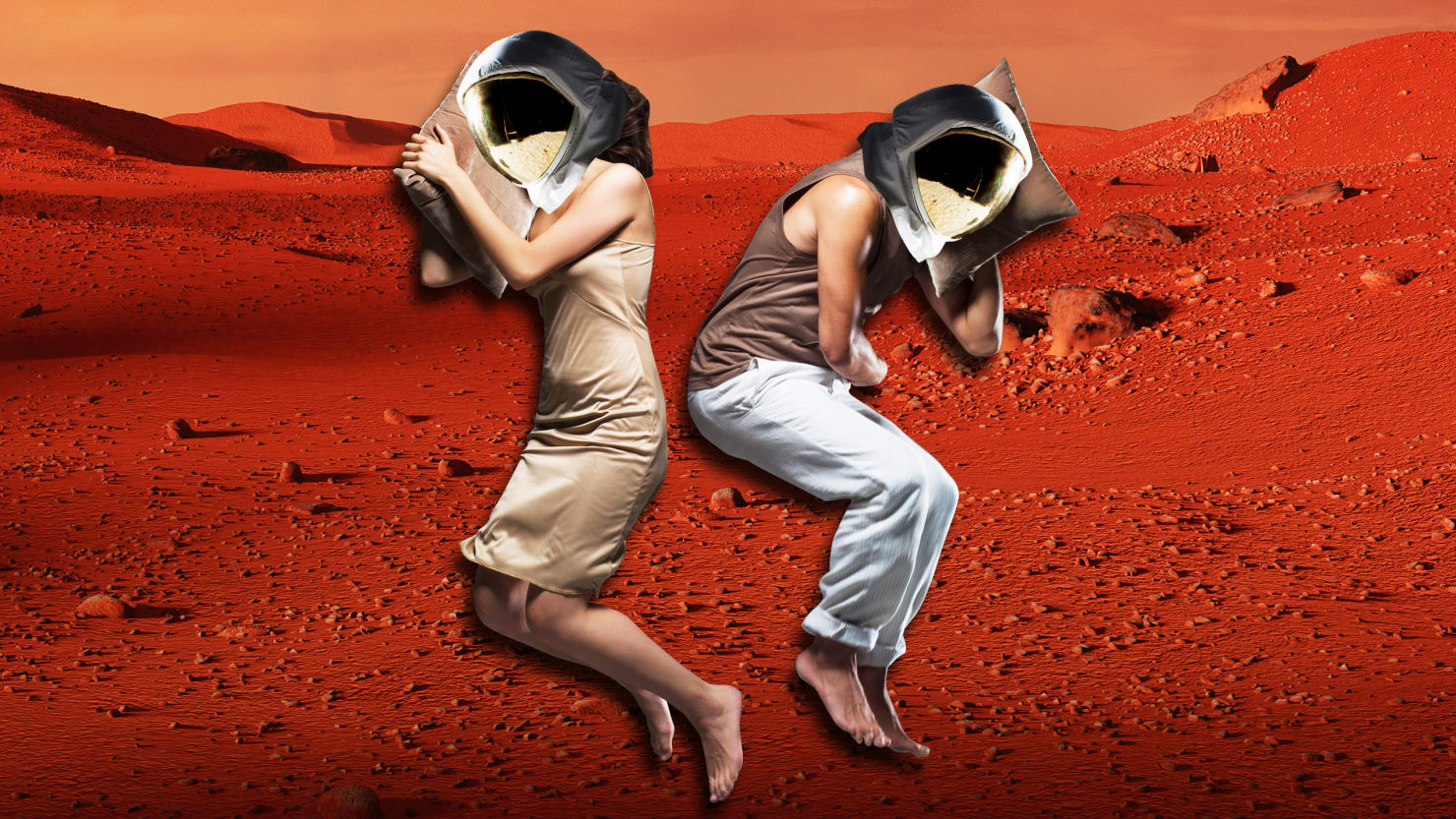 Want to Go to Mars? First, Learn How to Hibernate