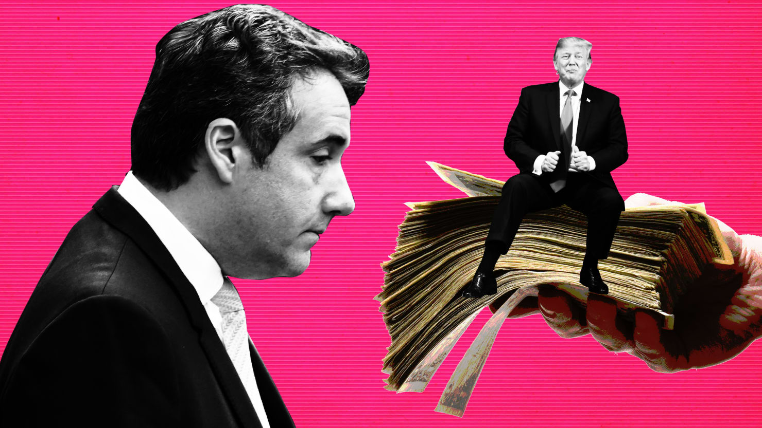 Michael Cohen Was Paid More Than $4 Million by Promising Access to Trump, Prosecutors Say
