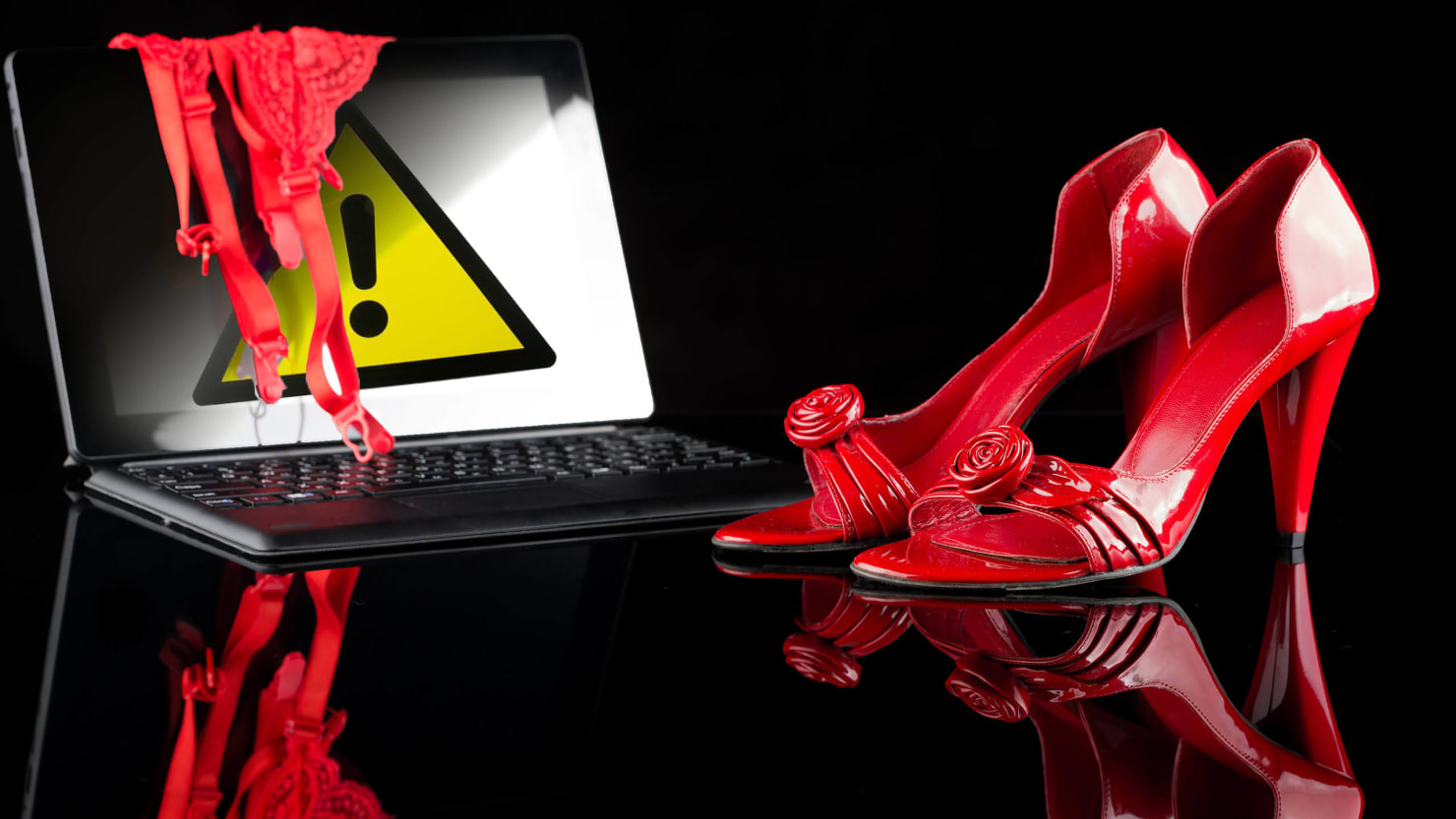 The Dangerous Lives of Cam Girls: Sex, Violence and Stalkers