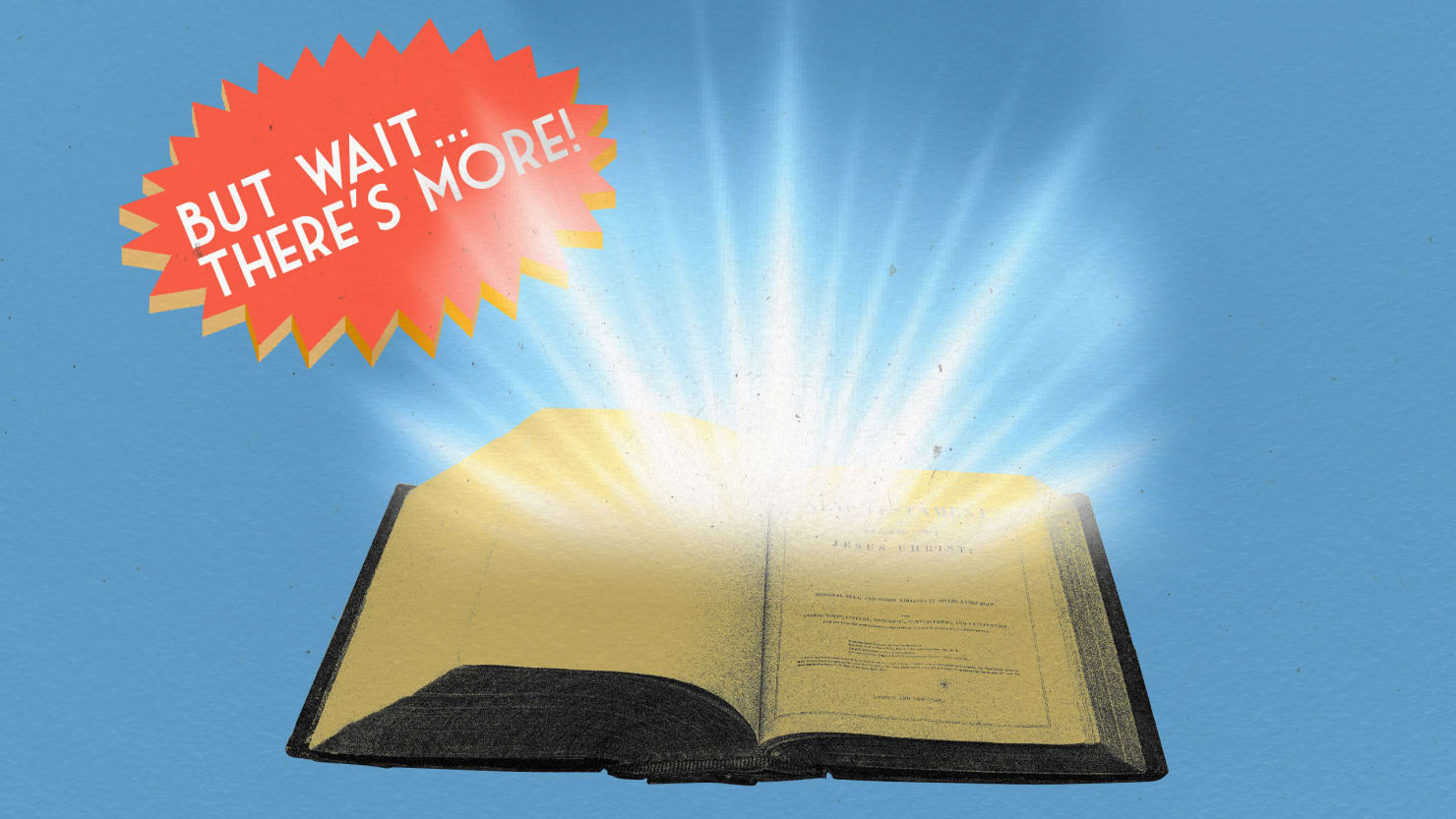 Are the Gospels Finished Works?