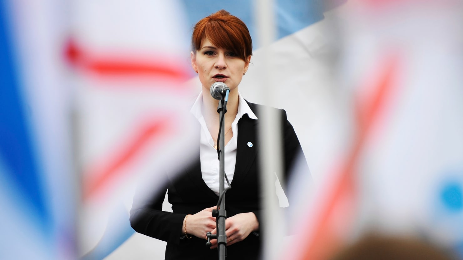 Maria Butina Pleads Guilty, Agrees to Cooperate With U.S.