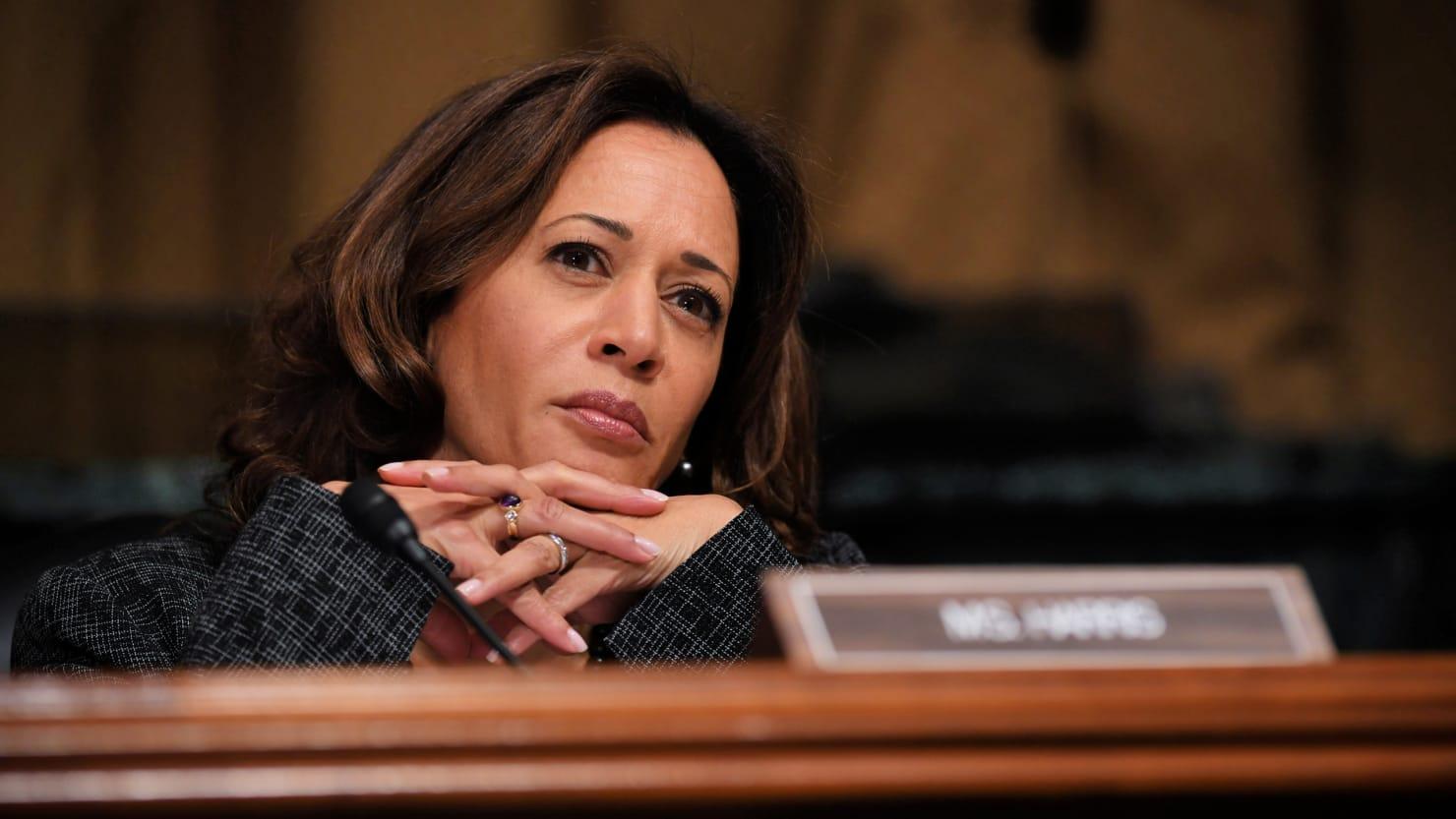 Kamala Harris Will Remain on Judiciary Committee Despite Democratic Senate Losses