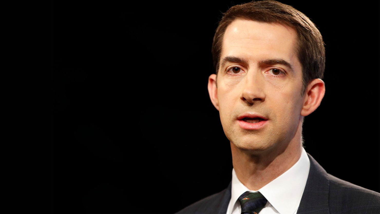 Tom Cotton Pulls Out a Shank in Prison Reform Debate