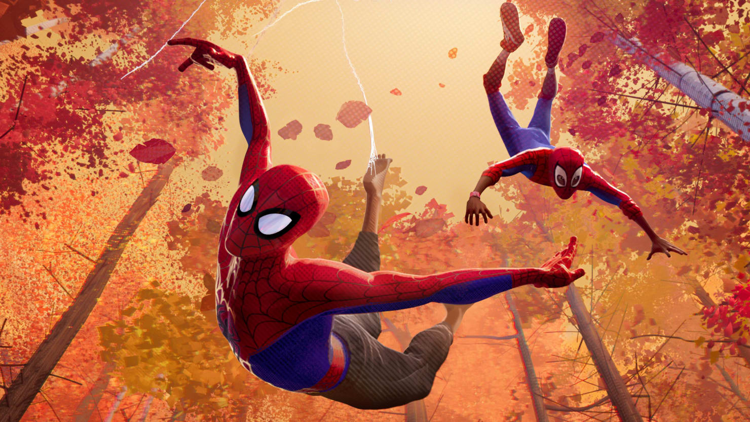 Spider Man Into The Spider Verse Is A Radical Reimagining Of The