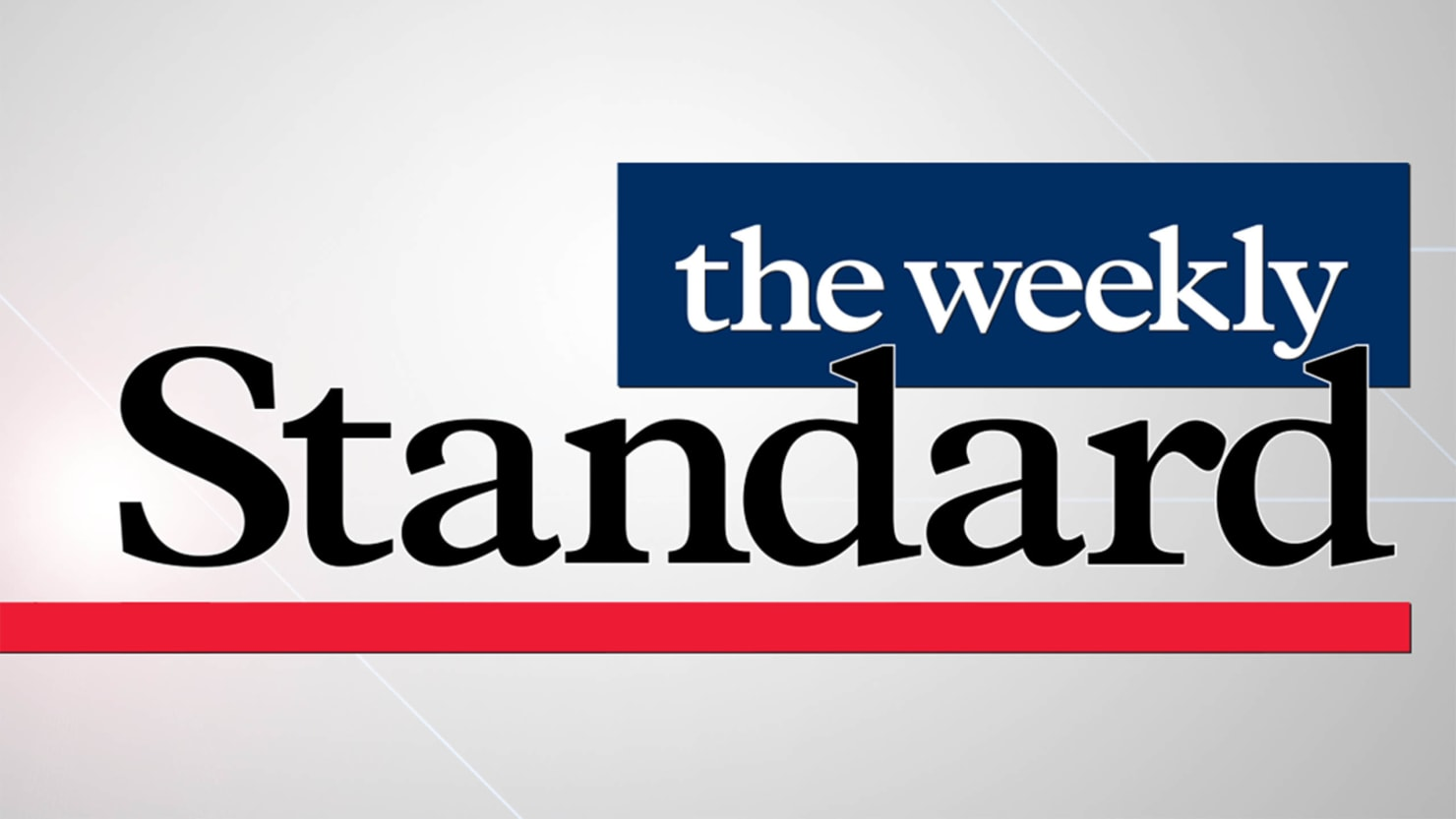 The Weekly Standard closes
