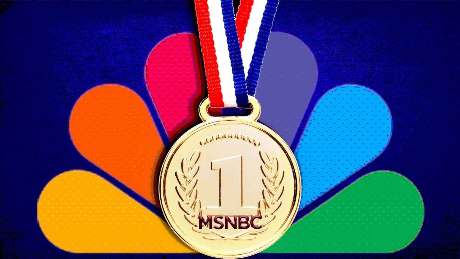 msnbc beats fox news in weekly cable news ratings for first time