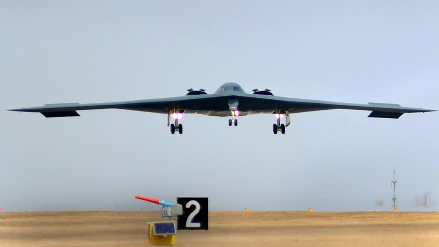 U.S. Strategic Command Releases Bizarre Video Teasing Nuclear Bomb Drop
