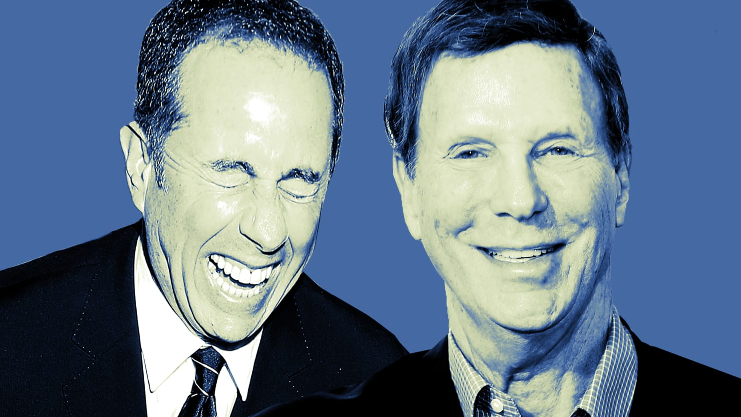 Bob Einstein Told a Joke So Funny on 'Curb Your Enthusiasm' It Nearly Left Jerry Seinfeld in Tears