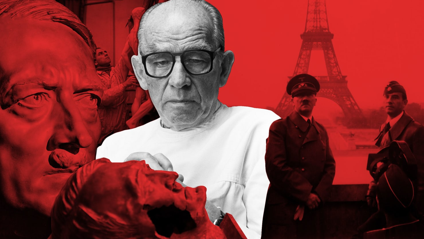 How Arno Breker Became Hitler S Favorite Sculptor