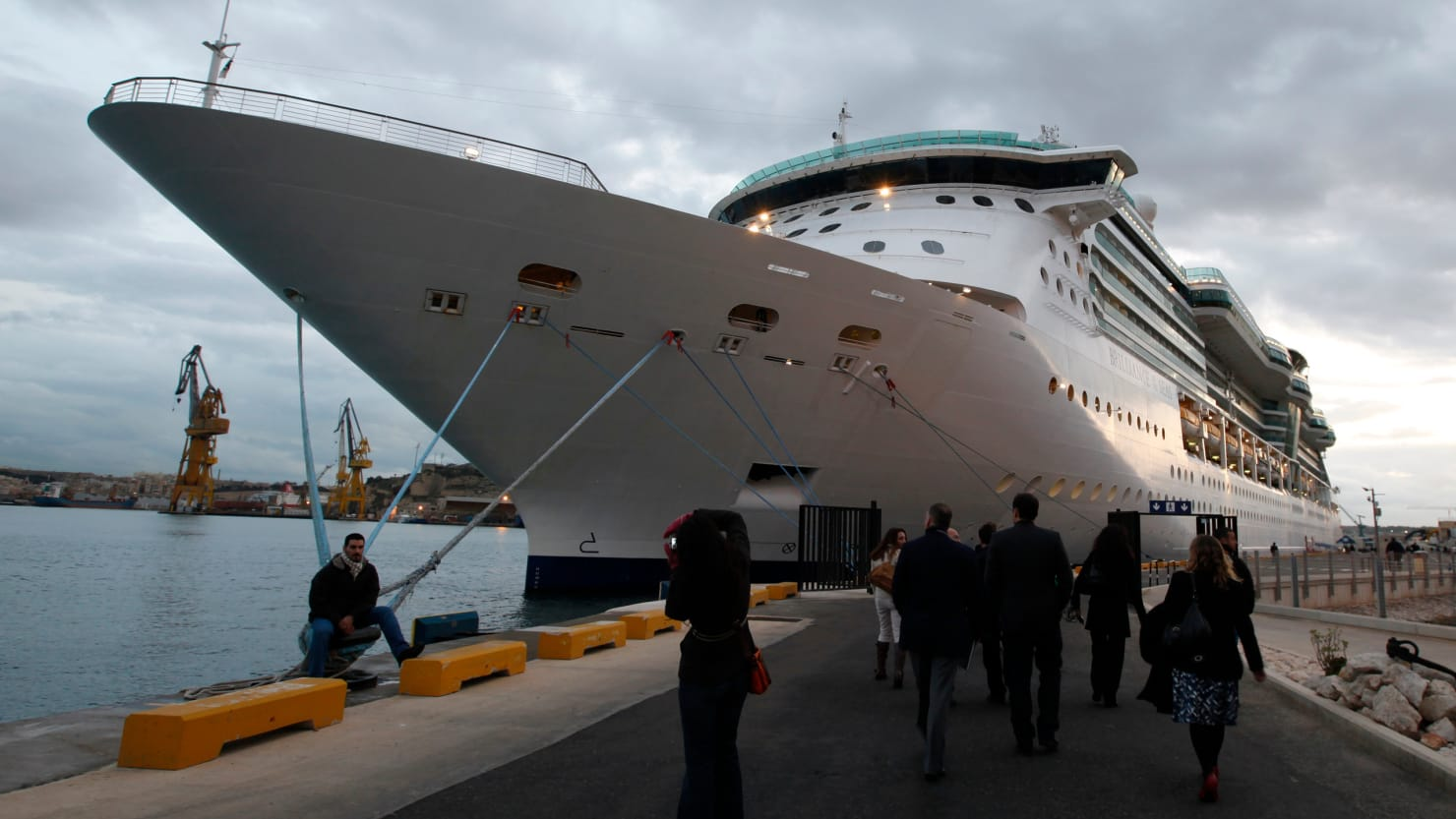 Nearly 300 Passengers Fall Ill On Cruise Ship After Norovirus Outbreak