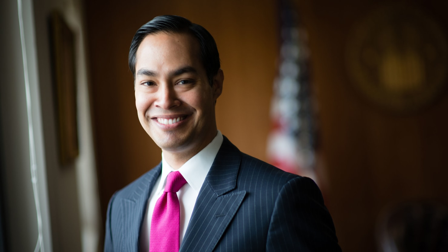 Will Julian Castro Be Our First Mexican American President