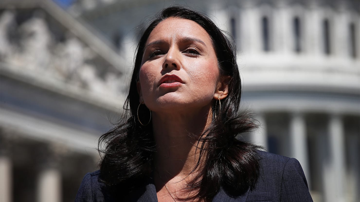 Tulsi Gabbard, Bashar Assad's Favorite Democrat, Is ...