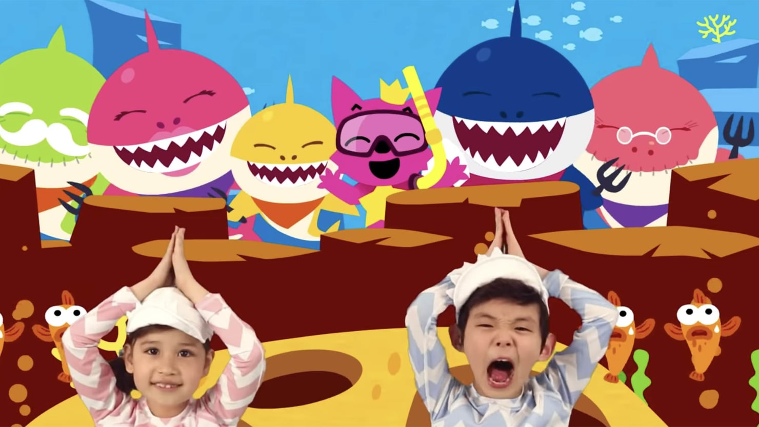 the science of why baby shark is so freaking catchy