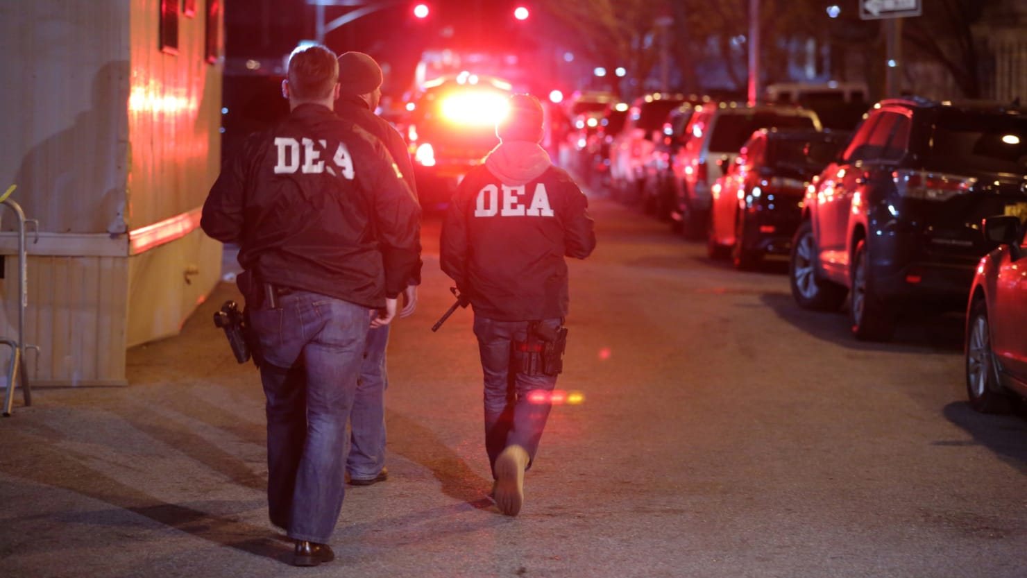 Top DEA Agent Implicated in Multi-Million Dollar Money Laundering Conspiracy