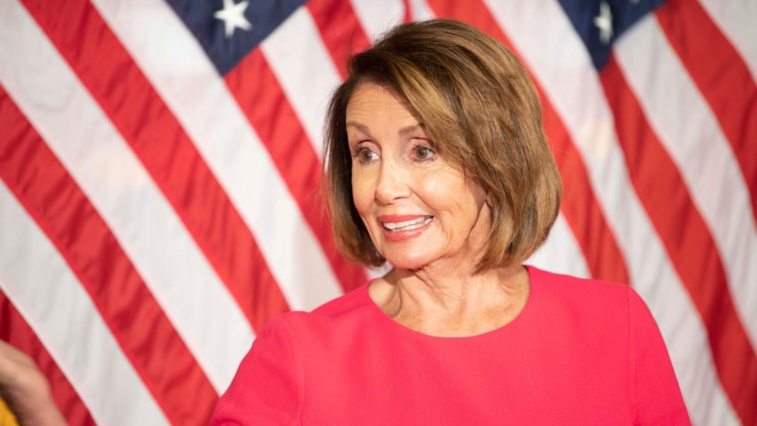 thedailybeast.com - Victoria Albert - Nancy Pelosi Asks Trump to Postpone State of the Union Address Until Shutdown Ends