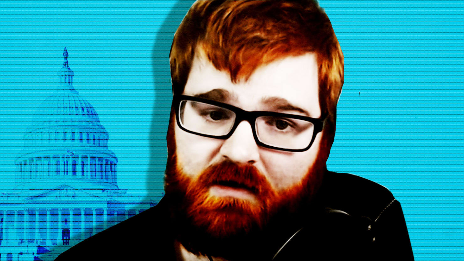 thedailybeast.com - Will Sommer - GOP Congressmen Meet With Holocaust-Denying Troll Chuck Johnson