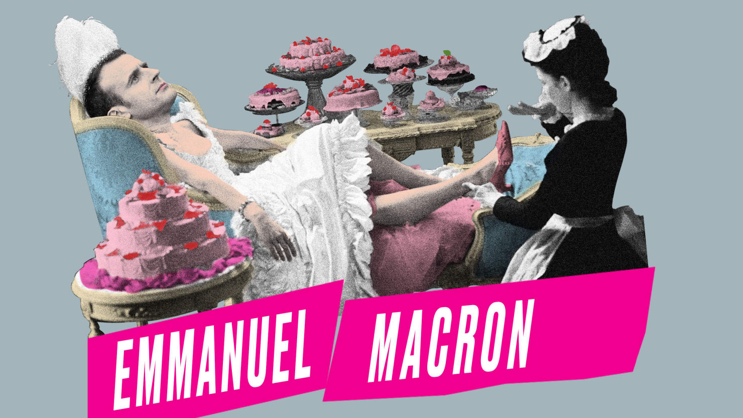 The Let-Them-Eat-Cake Legacy of Emmanuel Macron