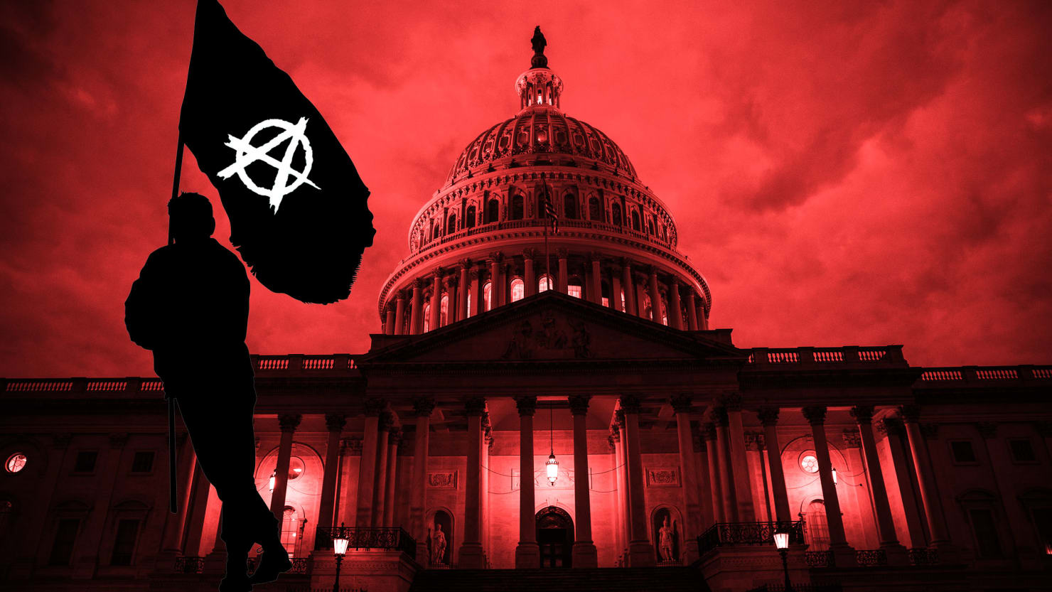 Even Anarchists Don't Like the Government Shutdown