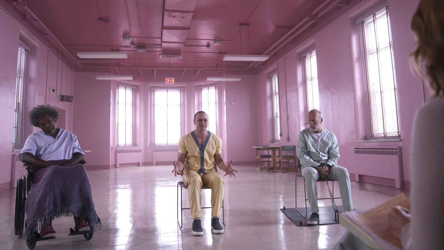 5 Star Auto >> 'Glass' Is M. Night Shyamalan's Big Middle Finger to His ...