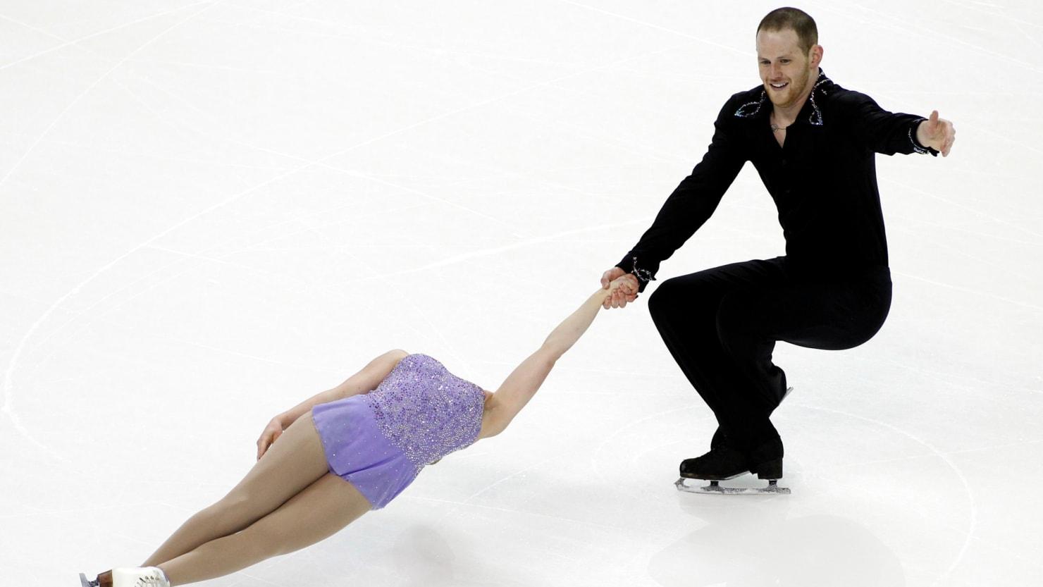 Former US Figure Skating Champion John Coughlin Commits