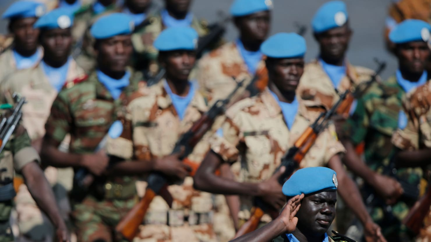 8 peacekeepers killed in Mali