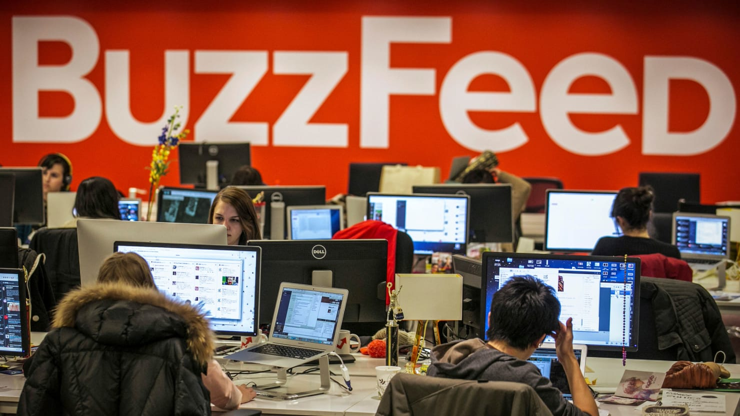 Unpaid Teen Who Created 700 Buzzfeed Quizzes Stops After Learning Of Layoffs