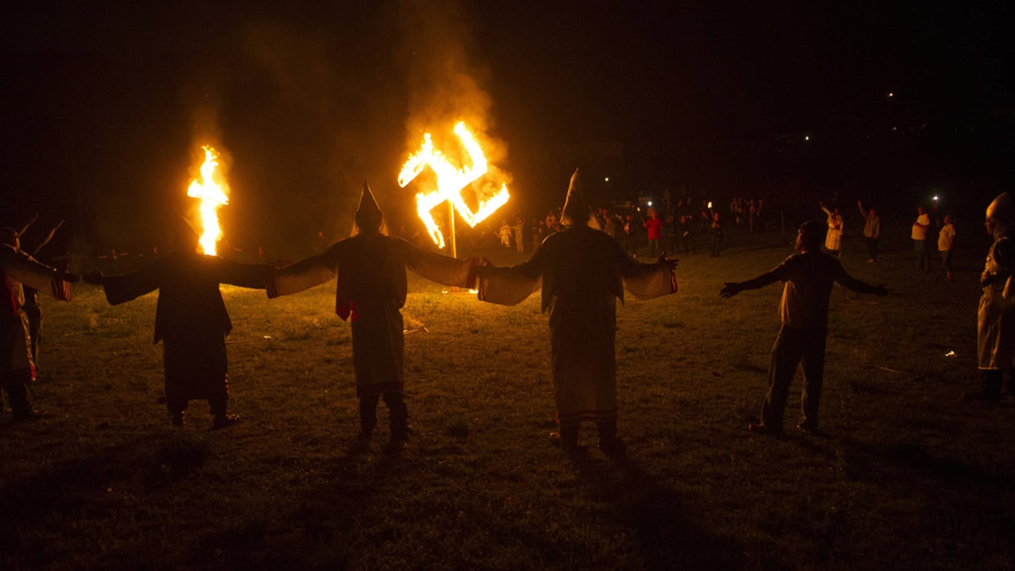 Southern Poverty Law Center Releases Its 2019 Map Of Hate Groups In America