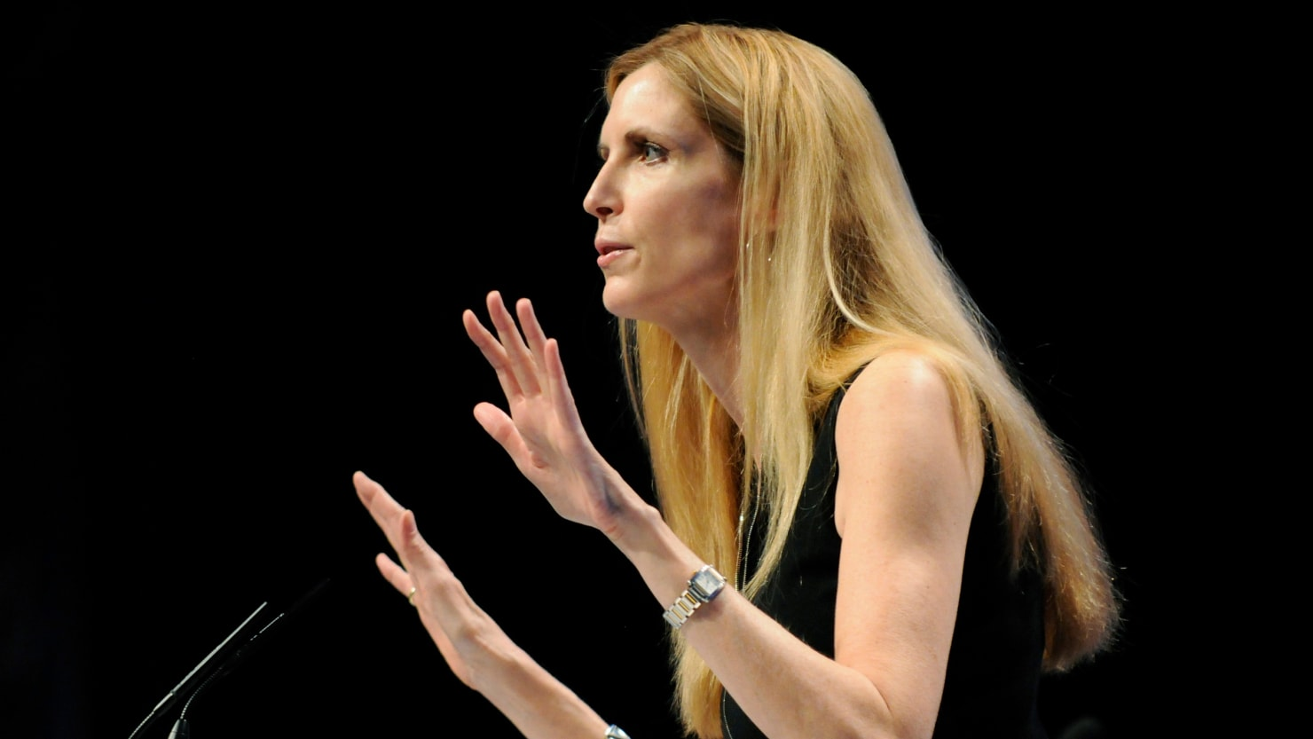 Ann Coulter: National Emergency Designed 'for Trump to Scam the Stupidest People in His Base'