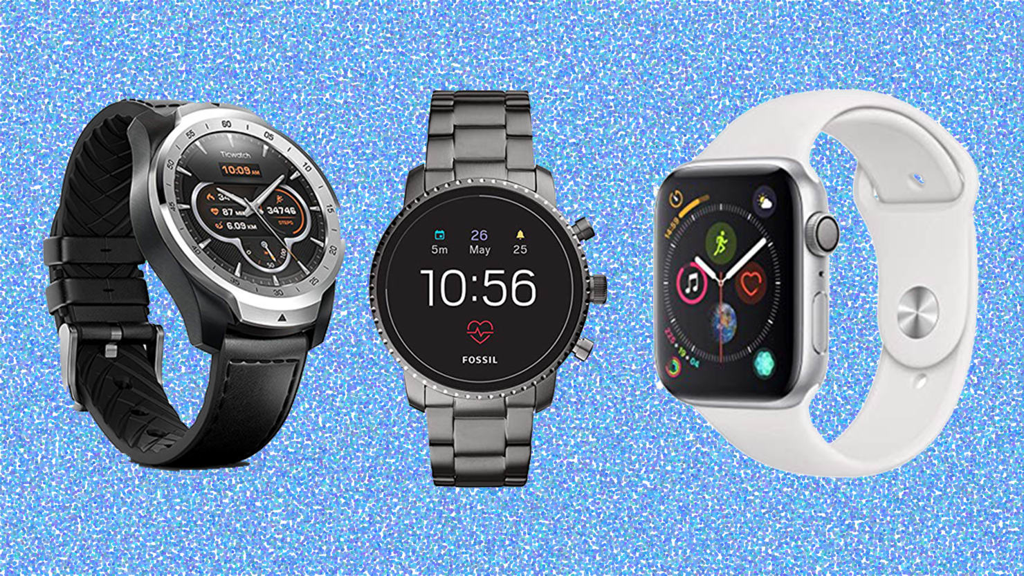 QnA VBage Scouted: The Smartwatch For Every Apple, Samsung, and Google Phone User