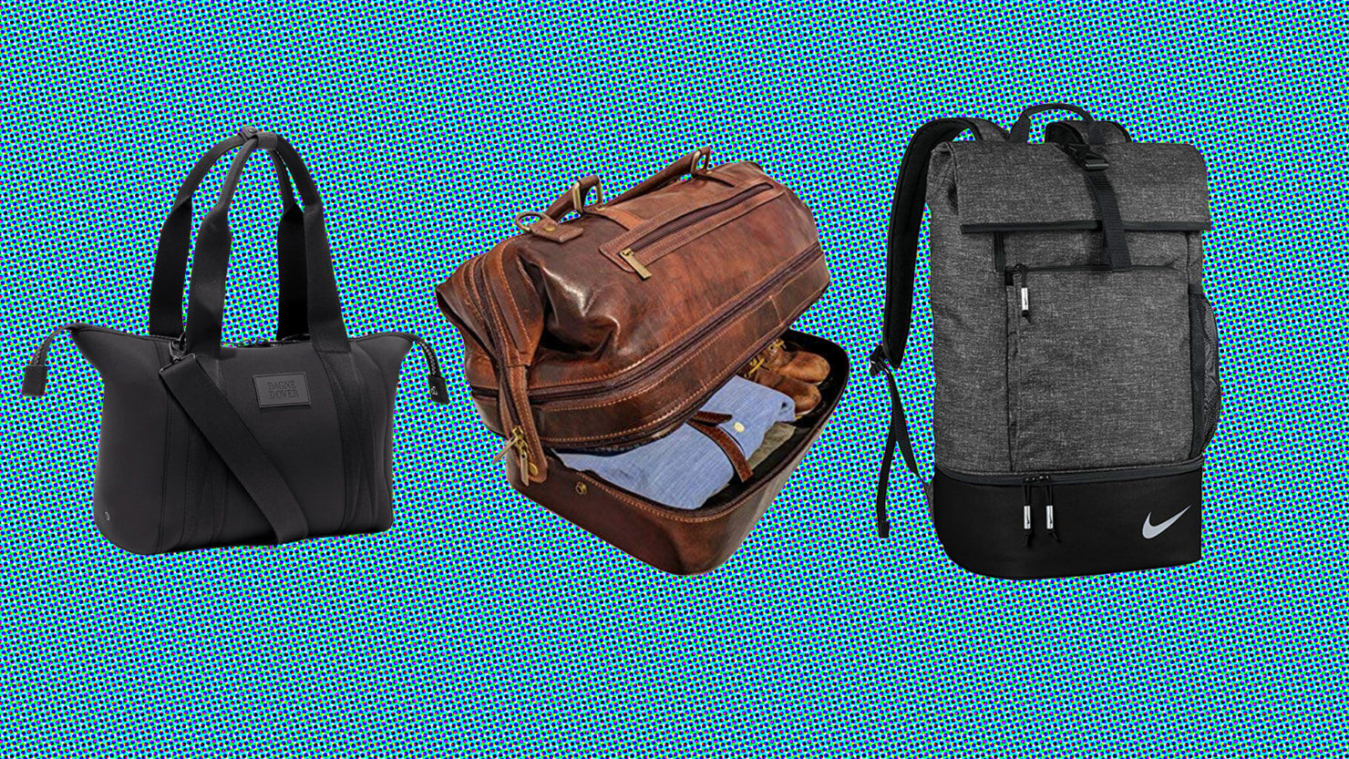 Scouted: The Best Bags to Take to Work and to Your Workout