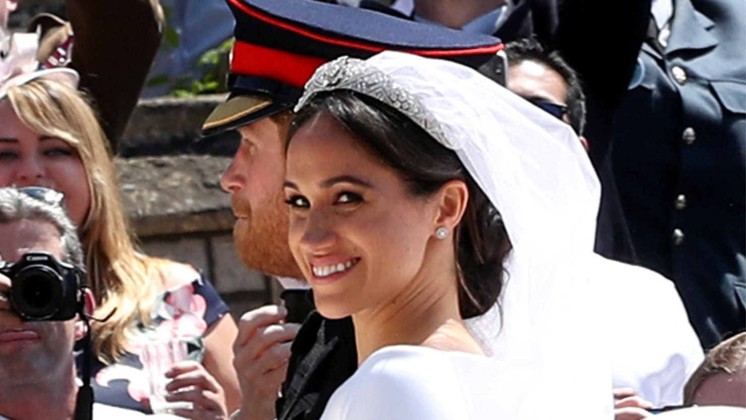 Meghan Markle in New York City to Have Baby Shower