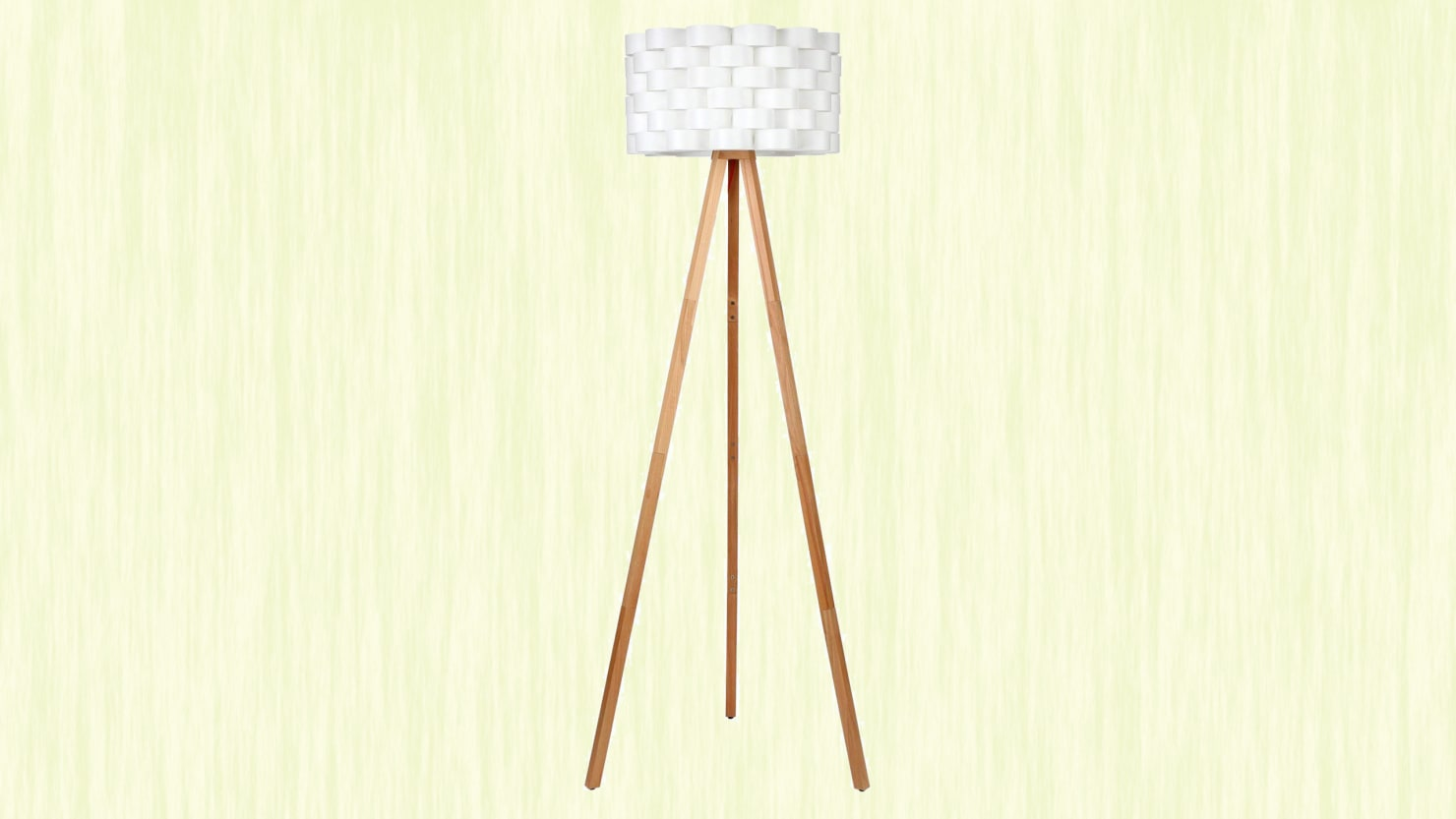 This Under 50 Mid Century Floor Lamp Is Worth Every Penny