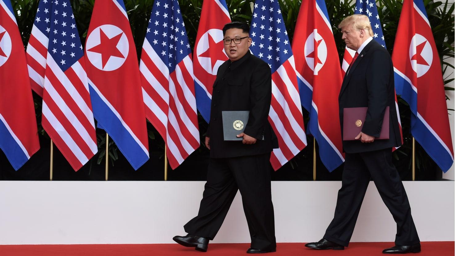 North Korea Slashes Rations, Warning of Food Crisis Ahead of Trump-Kim Summit