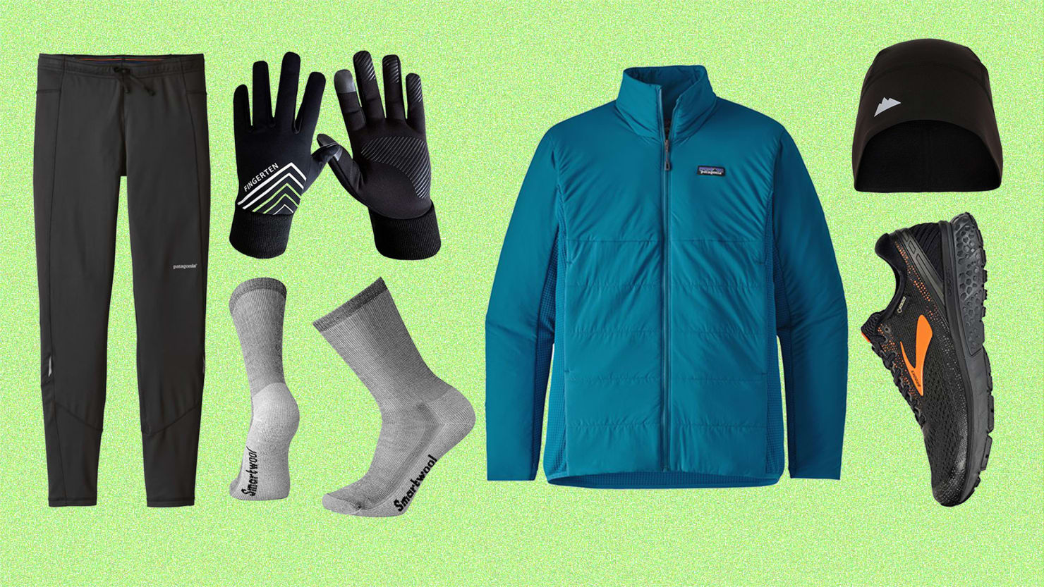 Scouted: A Runner's Guide On What to Wear During Winter and Cold Weather Running