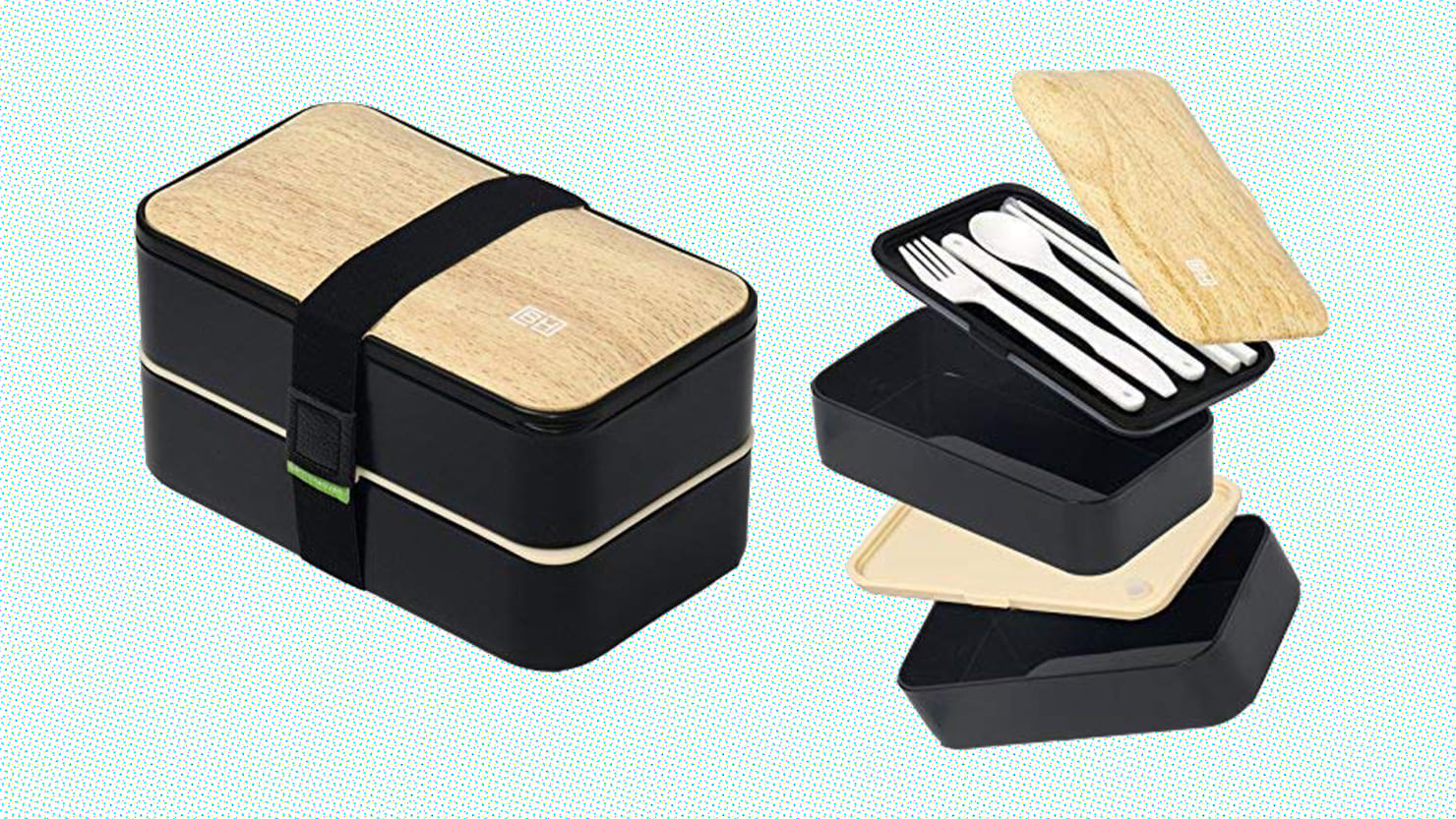 Pack Lunch for Work More Efficiently With A Bento Box
