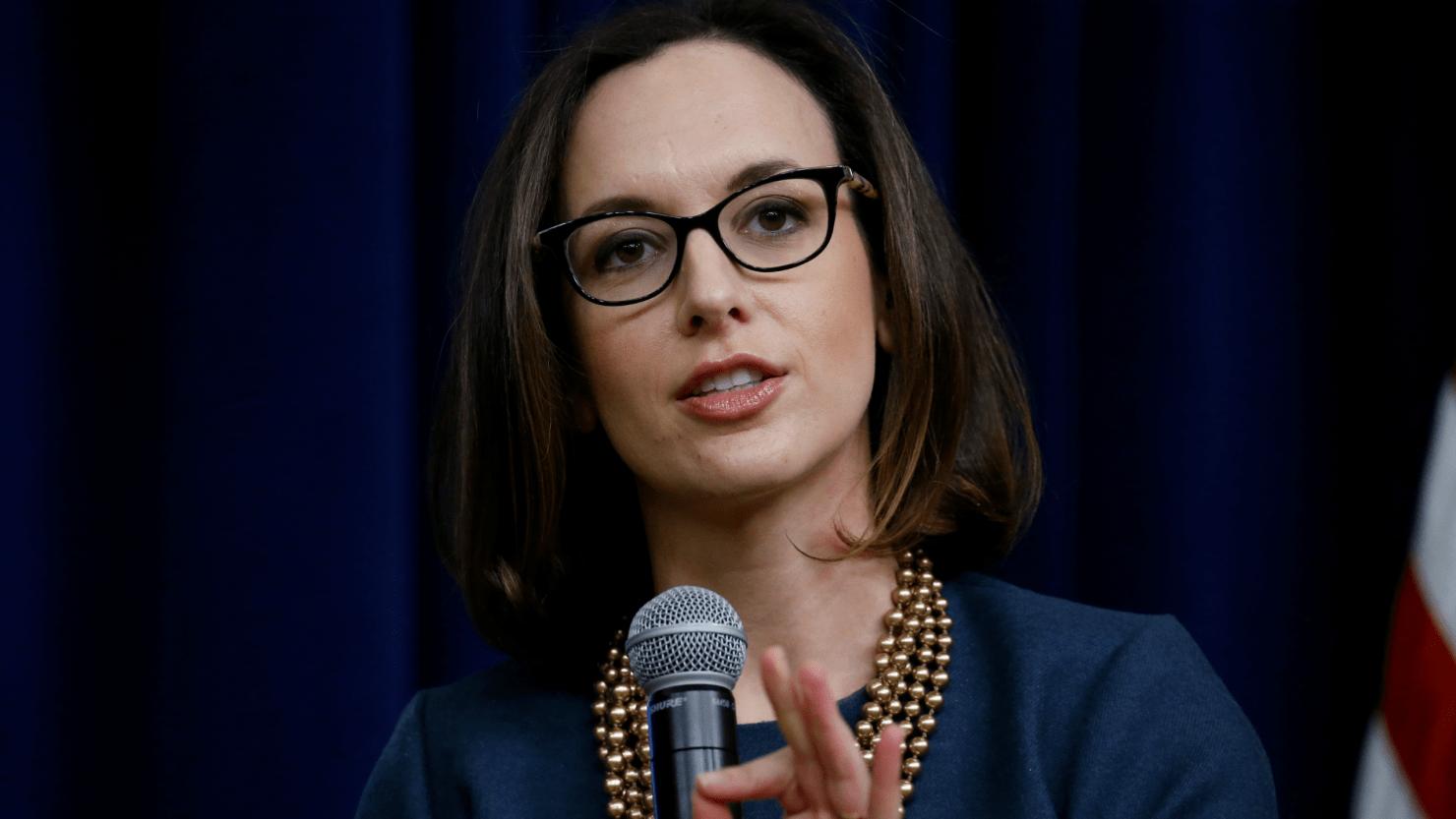 Sarah Isgur No Longer CNN Politics Editor After Backlash