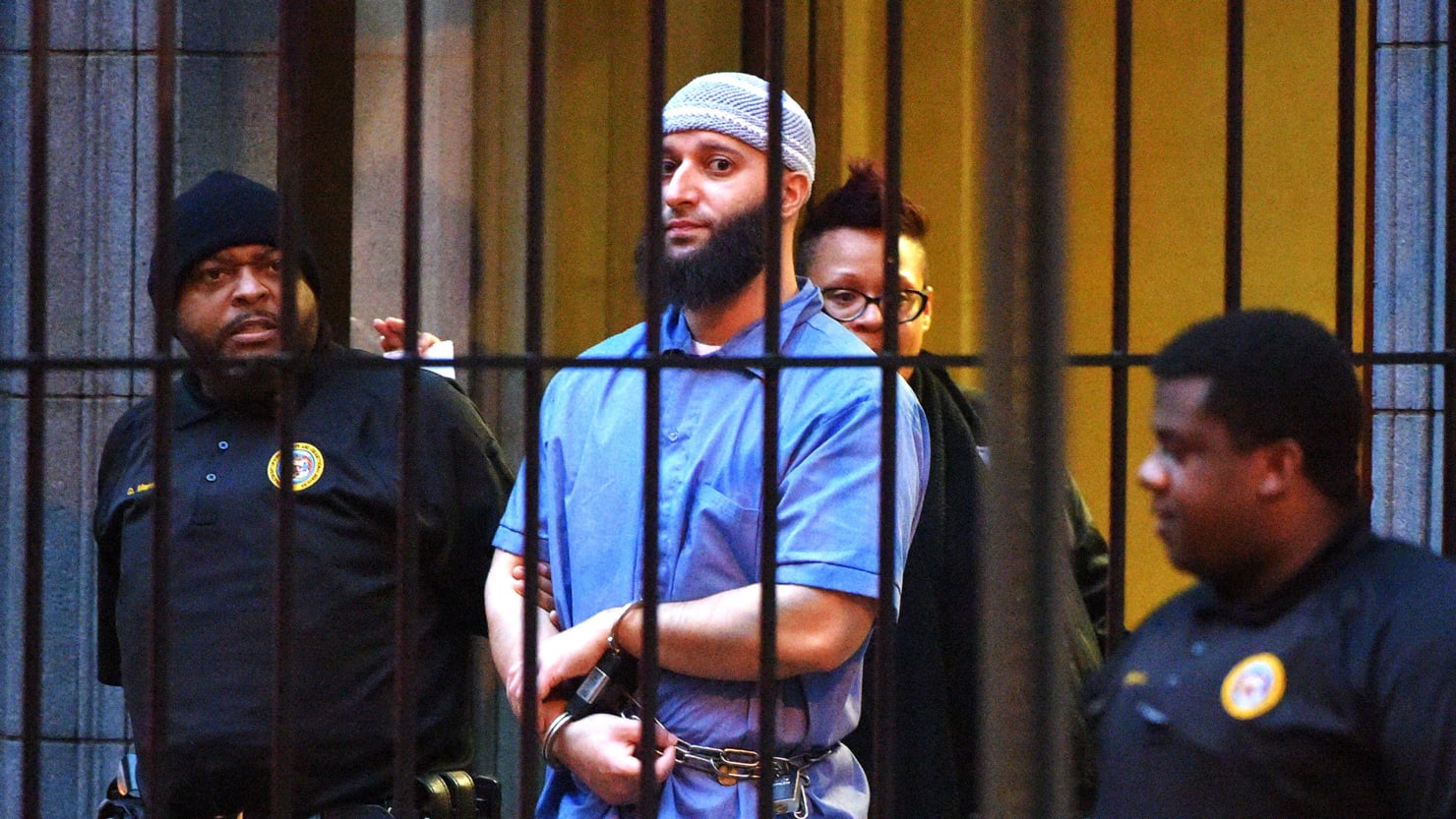 QnA VBage What HBO's 'The Case Against Adnan Syed' Shows Us That 'Serial' Could Not
