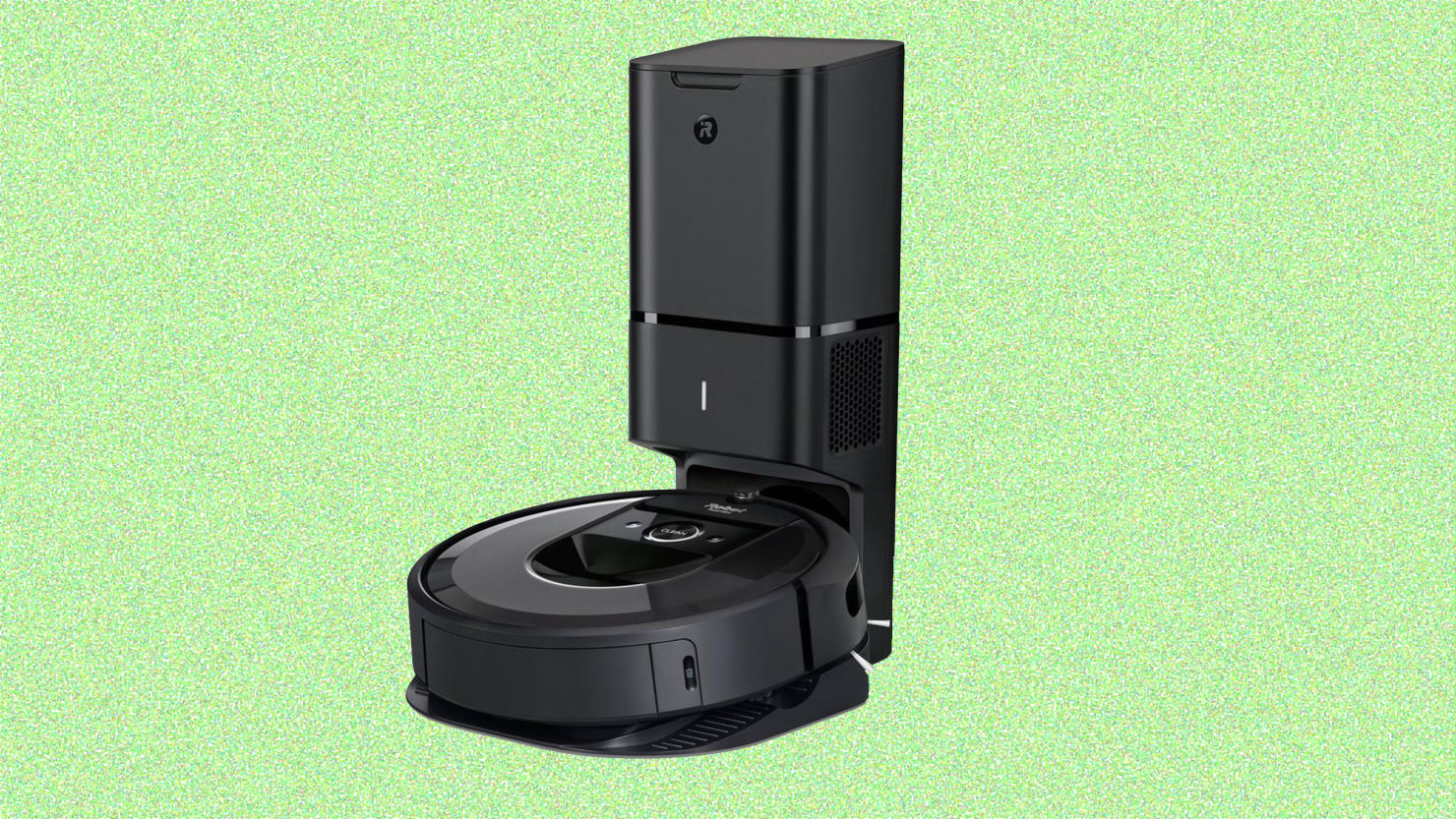 iRobot's New Dock Empties the Roomba So You Don't Have To