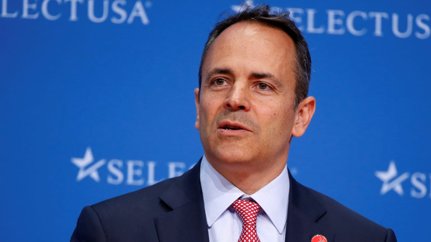Kentucky Governor Matt Bevin Intentionally Exposed His Children to Chicken Pox Instead of Vaccinating Them