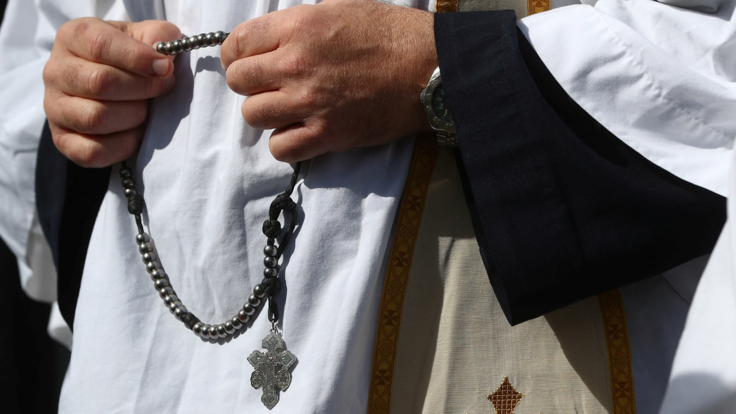 Texas Priest Accused of Groping Woman During Her Last Rites