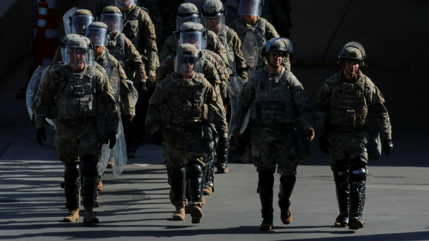 Marine Corps Commandant Warns Pentagon: Deploying Troops at Border Poses 'Unacceptable Risk'