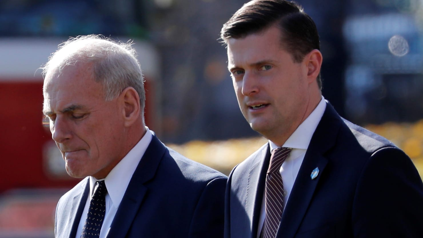 Rob Porter's Ex-Wife: He Has Shown No 'Regret or Contrition' About Domestic Abuse