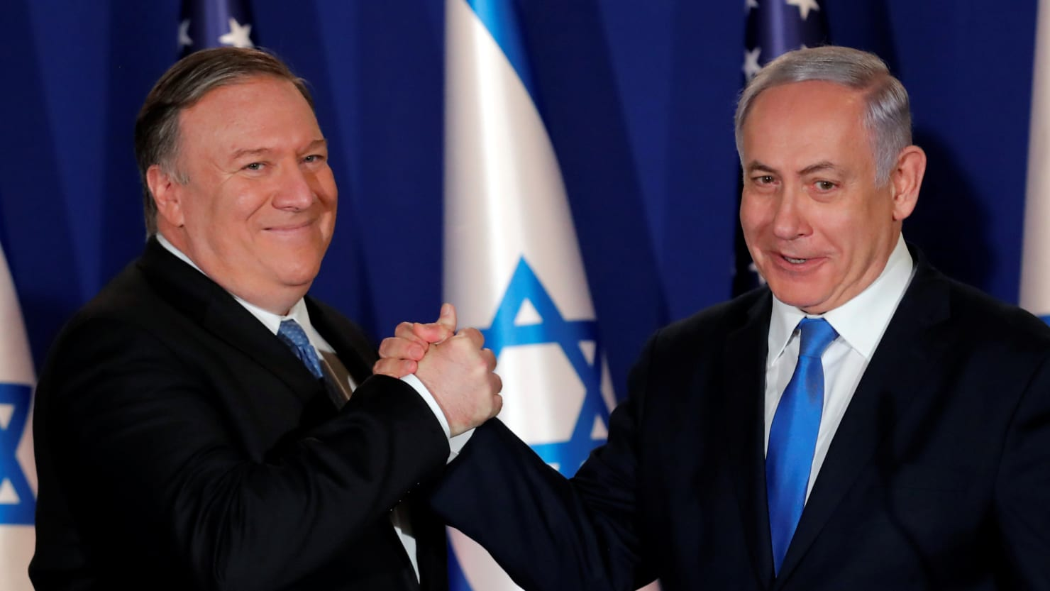 Pompeo: It's 'Possible' Trump Was Sent by God to Save the Jewish People From Iran