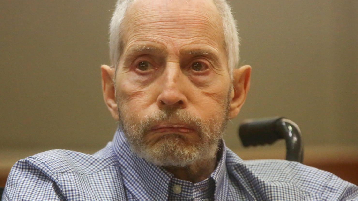 Robert Durst Sued by Kathleen Durst Estate for Wrongful Death: TMZ