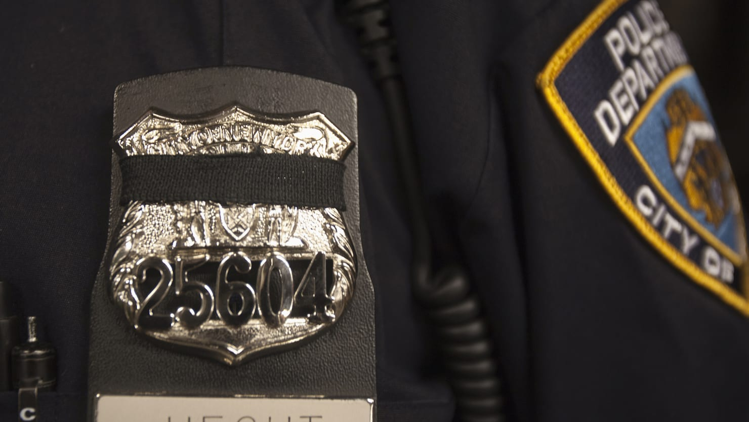 Former NYPD Sergeant Indicted for Allegedly Planting Knife in Cover-Up Attempt