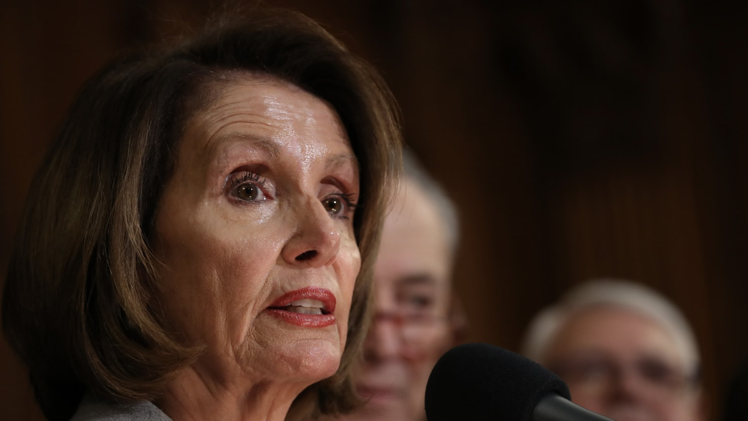 Pelosi, Schumer: AG William Barr Is Not a 'Neutral Observer' of Mueller Report